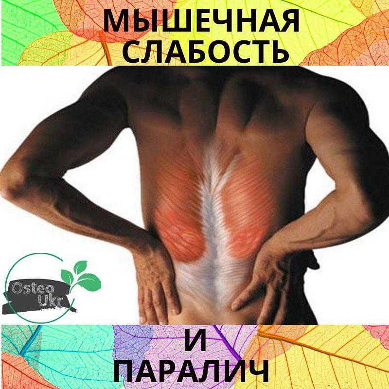 Мышечная слабость
